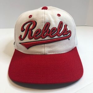 UNLV Rebels Embroidered Hat Cap Adjustable